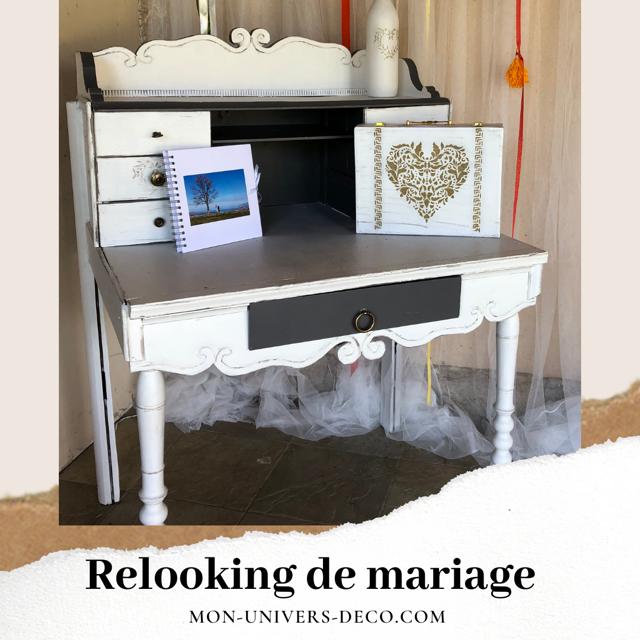 relooking mariage bohème