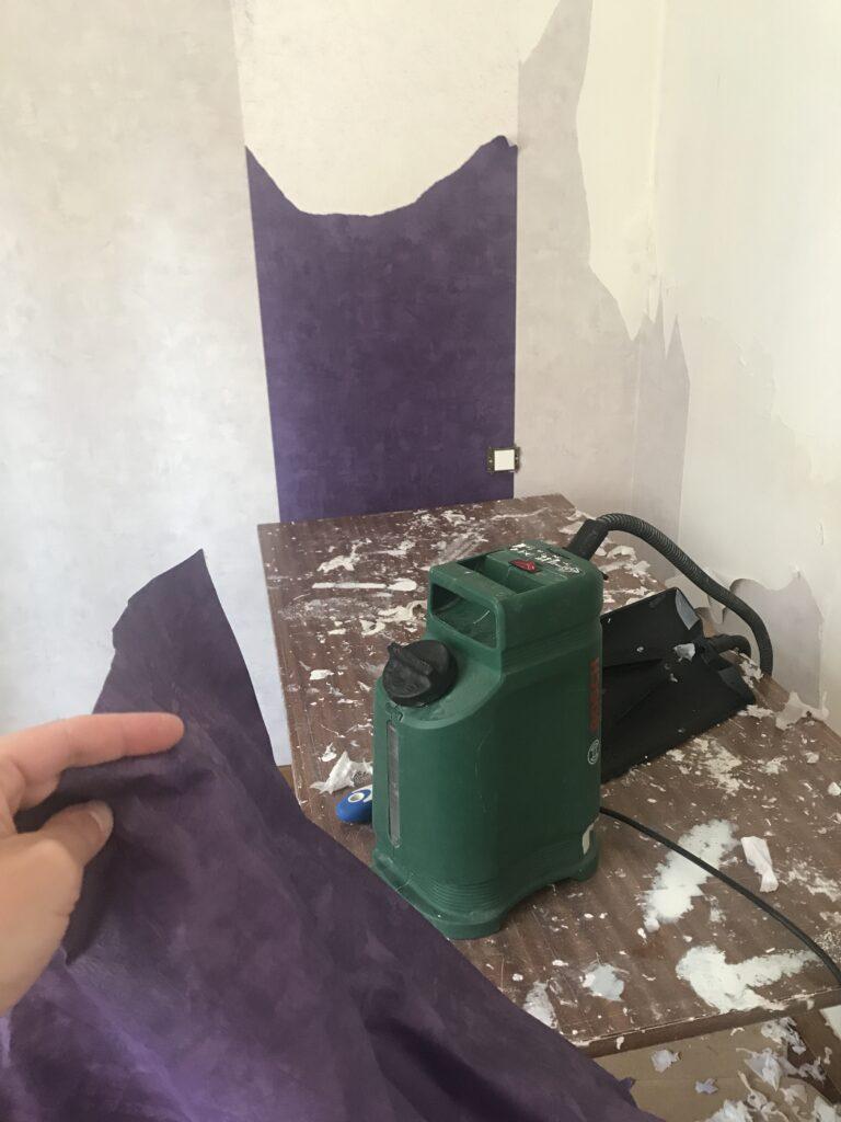 outils pour tapisser